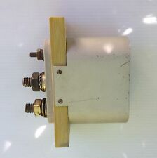 Anderson 4621, AN2552-3A Aircraft Connector.