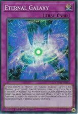 Yu-Gi-Oh: Eternal Galaxy - CYHO-ENSE3 - Super Rare Card - Limited Edition