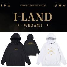 Kpop GIDLE (G)I-DLE I LAND WHO AM I Concert Unisex Cap Hoodie Coat