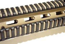 "4 Heat Resistant Soft Grip Picatinny Ladder Rail Cover, ""Black"" 18 Slots Each"