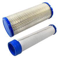 HQRP Air Filter Element & Inner Air Filter for Kohler Engines, 2508304S 2508301S