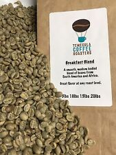 BREAKFAST BLEND COFFEE. GREEN UNROASTED COFFEE BEANS. FROM $5/LB. SHIPPED!