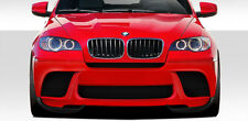 10-14 BMW X6 E71 E72 Duraflex M Pack Look Front Lip 2pc Spoiler Body Kit 109527