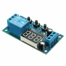DC 12V Delay Time Switch Module Cycle Timer Control Relay Multifunction Cir P5E1