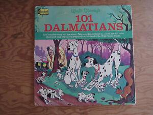 Walt Disney's 101 Dalmatians Record