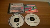 WIPEOUT PS1 & WIPEOUT 2097 Game Bundle. (PlayStation One, PS2, PS3. PAL) F3600
