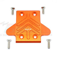 Talion Notorious GPM Aluminum Collar for Rear Chassis Brace Orange Kraton