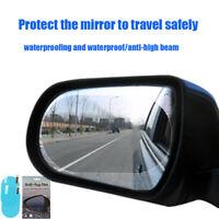 Car Waterproof Mist Anti-Fog Rainproof Rearview Mirror Glass Protective Film