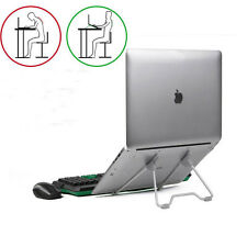 Universal Folding Portable Laptop tablet PC Notebook Stand  Metal Bracket
