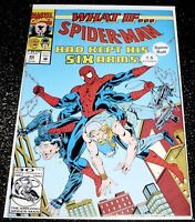 What if 42 (7.5) Spider-Man Had Kept His Six Arms 1st Print Marvel Comics 1992