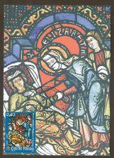 Vatican City Sc# 1365: Birth of St. Elizabeth of Hungary, Maxi Cards