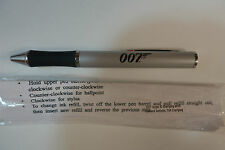 James Bond 007 Rare Pen / Stylus Official Promotional Spy Agent Collectible NEW