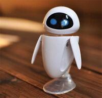 "Hot Diseny Pixar Wall-E Partner EVE PVC Mini 4"" Action Figure Kids Toy Gift New"