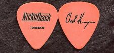 NICKELBACK 2003 Long Road Tour Guitar Pick!!! CHAD KROEGER custom concert stage