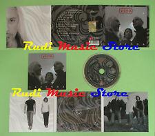 CD TAZENDA Vida 2007 DIGIPACK ANDREA PARODI EROS RAMAZZOTTI (Xi1) no lp mc dvd
