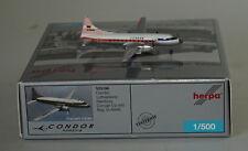 Herpa 523196 Convair CV-440-0 Metropolitan Condor D-ABAB in 1:500 scale
