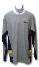 Yuengling Heavy Long Sleeve T Shirt Gray with Black & Yellow Trim - Size Xl