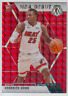 2019-20 Panini Mosaic Miami Heat Kendrick Nunn NBA Debut Red Prizm RC #268