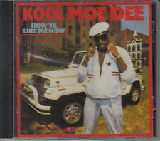 Kool Moe Dee: How Ya Like Me Now ( UK Funky Town Grooves CD, 2014) NEW SS
