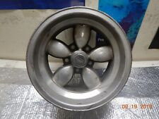 "VINTAGE 15x8.5"" AMERICAN RACING DAISY WHEEL 5 on 5"" CHEVY TRUCK FULL-SIZE VAN"
