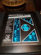 The Doors/Judy Collins/Paul Butterfield Blues Band Rare Promo Poster Ad Framed!