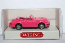 Wiking  1:87  Porsche Carrera 4 Cabrio 911  ( 964 )