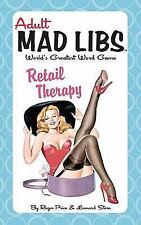Retail Therapy (Adult Mad Libs) by Price, Roger; Stern, Leonard