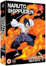 Naruto Shippuden Season 2 DVD Episodes 53-100 The Complete Series Two