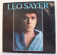 """33T Léo SAYER Disque LP 12"""" STORMY WEATHER - WB Records BSK 3200 Frais Rèduit"""