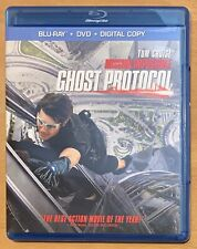 Mission Impossible: Ghost Protocol (Blu-ray, 2012) - Tom Cruise - Jeremy Renner