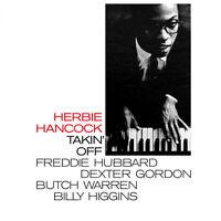 Herbie Hancock - Takin' Off (Hubbard/Gordon/Warren/Higgins) 180G Vinyl LP (New)