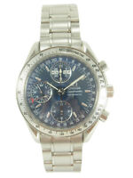 OMEGA Speedmaster Chronograph Automatic Triple Calendar Watch 3523.80 Serviced