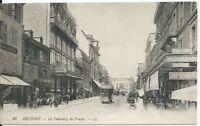 CPA -90 - BELFORT - Le Faubourg de France