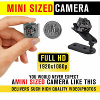 SQ8 HD 1080P Mini Car DV/DVR Camera Small Hidden Camare IR Night Vision Recorder