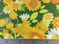 Laurel Canyon Floral Robert Kaufman Cotton Quilt Fabric SRK-16912-218  AVOCADO
