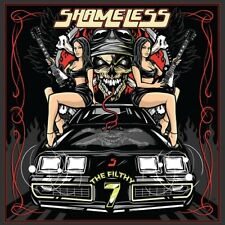 "Shameless ""The Filthy 7"" on 12"" Vinyl feat: Eric Singer Kiss Tracii LA Guns Tuff"