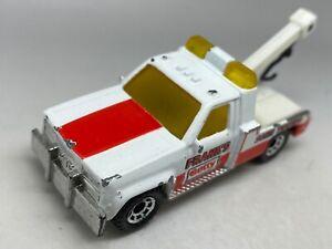 Matchbox Superfast No 71 GMC Franks Tow Truck Wrecker