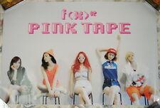 f(x) fx Vol. 2 Pink Tape 2013 Taiwan Promo Poster