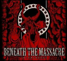 Incongruous [Digipak] * by Beneath the Massacre (CD, Feb-2012, Prosthetic)