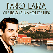 CD Chansons napolitaines - Mario Lanza