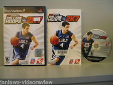 College Hoops 2K7 (PlayStation 2) *PrePlayed