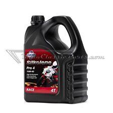 Aceite 4 tiempos oil 4 strokes Silkolene PRO 4 10W40 4 Litros