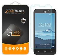 3X Supershieldz for ZTE Prestige 2 Tempered Glass Screen Protector Saver