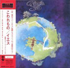 Yes fragile JAPAN MINI LP CD HDCD Master amcy - 6291