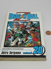 DRAGON BALL VOL 20 B by Toriyama Akira Book in English USED IN A GOOD CONDITION