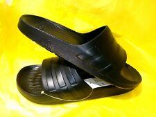 54c6f0bab6d9 New Listing NEW MEN S Adidas Duramo Slide Sandals Beach Shoes Flip Flops  S77991 Black SZ 10
