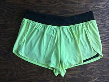 Victoria Secret Sport VSX Women's Green Mesh Shorts Size L