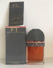 KL Karl Lagerfeld  Femme Donna 50ml  De Toilette EdT Spray Vintage Rarität OPV