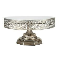 Vintage Silver Cake Stand 30cm
