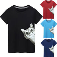Men Printing Tees Shirt Summer Blouse Tops Short Sleeve T Shirt Plus Size Tops
